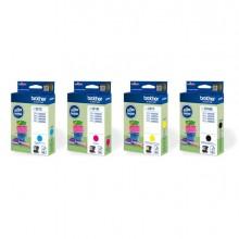 BROLC221VALBP - Cartuccia 4 Colori (Bk/con M/Y) Blister Per Broteher Mfc-J480Dw/562Dw/680Dw -
