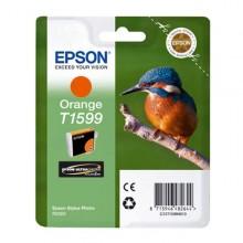 EPST15994010 - Cartuccia Arancio Epson Ultrachrome Hi-Gloss Serie Martin Pescatore Taglia xl -