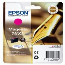 EPST16334012 - Cartuccia A Pigmenti Magenta Epson Durabrite Ultra Serie 16xl/Penna E Cruciverba -