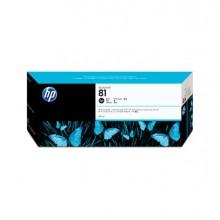 HPC4930A - Cartuccia A Getto D'Inchiostro Dye Hp N.81 Nero 680Ml -