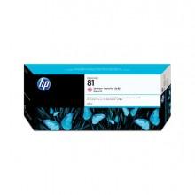 HPC4935A - Cartuccia A Getto D'Inchiostro Dye Hp N.81 Magenta Chiaro 680Ml -