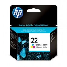 HPC9352AE - Cartuccia A Getto D'Inchiostro Hp 22 Tricromia -