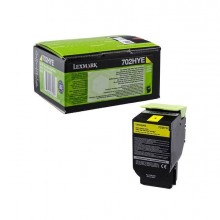 IBM70C2HYE - 70C2Hye Toner Corporate Ad Alta Resa Giallo -