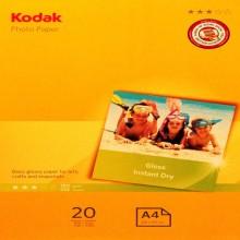 KOD5740512 - Kodak Photo Gloss 180gr A4 -20 fogli -