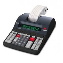 OLIB5895 - Calcolatrice Logos 902 Professionale 12 Cifre E 2 Colori 4 Operazioni Base -