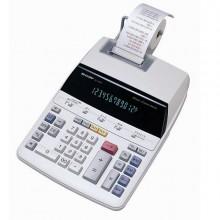 SHAEL1607P - Calcolatrice Da Tavolo Scrivente El 1607P Sharp 12Cifre -