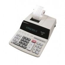 SHAEL2607PGG - Calcolatrice Scrivente El 2607Pgyse, 12 Cifre, 2 Colori Di Stampa, Alim. A Rete -
