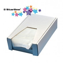STL8006 - 250 Buste adesive portadocumenti DL-228x120mm Eco Starline -