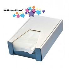 STL8008 - 250 Buste adesive portadocumenti C5-228x165mm Eco Starline -