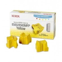 XER108R00725 - 3 Stick Solid Ink Giallo Phaser 8560 -