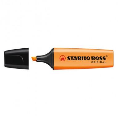 Colore liquido - Evidenziatore Stabilo Boss Arancio 70/54 - CONF.10 -