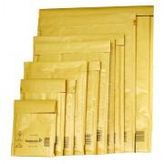 Buste imbottite - 10 Buste Imbottite Gold B 12x21Cm Utile Avana -