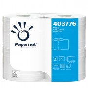 Carta igienica e distributori - Pacco 4Rt Carta Igienica 2Veli Maxi 350Strappi Goffrata Micro Papernet -