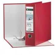 Registratori a leva - Registratore Leitz 180 G65 Rosso Dorso 8Cm F.To Protocollo Leitz -