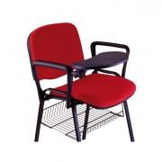 Sedute attesa e accessori - Set 2 Braccioli + Tavoletta Ovale Dx Per Sedie Serie Dado -