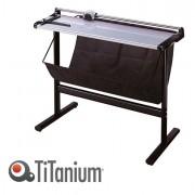 Taglierine a rullo - Taglierina A Lama Rotante A0 1300mm con Stand 3022 Titanium -