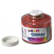 Glitter e porporina - Barattolo Glitter grana Fine Ml150 Rosso Art 130/100 Cwr -
