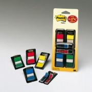 Segnapagina - cavalierini - bande adesive - 200 Segnapagina Index 680 In 4 Colori Classici + 48 Mini Frecce -