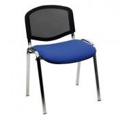 Sedute attesa e accessori - Sedia Attesa Dado D5Cn Blu Senza Braccioli D5CN/EB - CONF.2 -