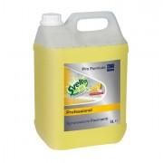Detergenti e detersivi per pulizia - Detergente Pavimenti Sgrassatore Svelto 5 Litri Limone -