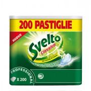 Detergenti e detersivi per pulizia - Fustino 188 Tabs 10G Per Lavastoviglie Svelto Tablets -