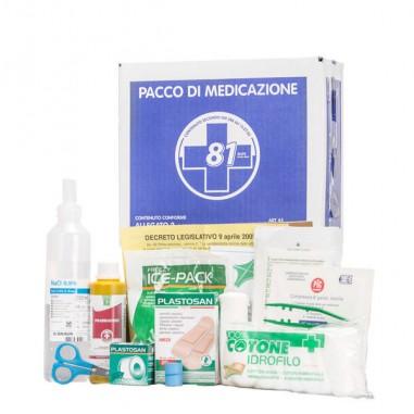 Armadietti pronto soccorso e kit reintegro - Kit Reintegro Pronto Soccorso Fino A 2 Persone Allegato2 -