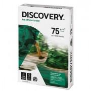 Carta 70-80gr bianca - Carta Bianca Discovery 75 A4 75Gr 500Fg Discovery75A4 - CONF.5 -