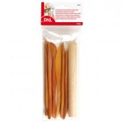 Paste modellabili - Blister 7 Spatole In Legno Per Modellare Das -