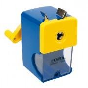 Temperamatite con contenitore - Temperamatite A Manovella Fino A diam.12mm Lyra -