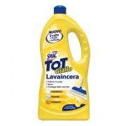 Detergenti e detersivi per pulizia - Smac Tot Giallo Lavaincera Pavimenti 1 Litro -