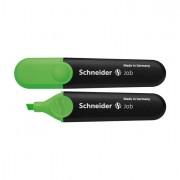 Colore liquido - Evidenziatore Job Ppl 1-5Mm Verde Schneider - CONF.10 -