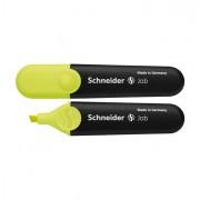 Colore liquido - Evidenziatore Job Ppl 1-5Mm Giallo Schneider - CONF.10 -