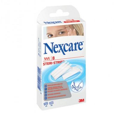 Parafarmaceutica - Cerotti Steri Strip N150C 8 Strisce Nexcare -