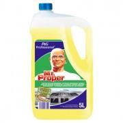 Detergenti e detersivi per pulizia - Mastro Lindo Professional 5Lt Limone -