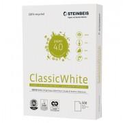 Carta 70-80gr bianca - Carta Steinbeis Classic White A3 80Gr 500Fg 100 Riciclata 6832 - CONF.5 -