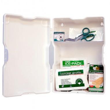 Armadietti pronto soccorso e kit reintegro - Armadietto Pronto Soccorso Bianco 1/P Fino A 2 Persone -