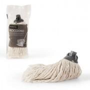 Accessori per pulizia ambienti - Mop In Cotone 240gr Bianco Moccioso Perfetto -