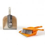 Accessori per pulizia ambienti - Set Scopetta + Paletta grande Perfetto -