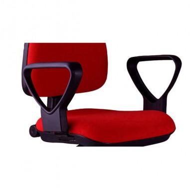 Sedute operative - Coppia Braccioli Per Sedia Operativa A41B -