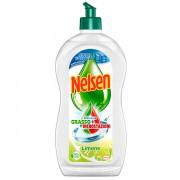 Detergenti e detersivi per pulizia - Detersivo Nelsen Piatti Limone 900Ml -