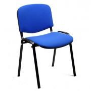 Sedute attesa e accessori - Sedia Attesa Dado D5S No Flame Blu Senza Braccioli -