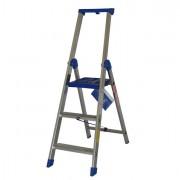 Scale - Scala Alluminio Professionale 3 gradini Climb Evolution -