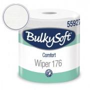 Bobine asciugatutto e supporti - Bobina Asciugatutto 800 strappi / 176mt microgoffrata Comfort BulkySoft - CONF.2 -