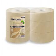 Carta igienica e distributori - Carta igienica MAXI Jumbo diam.24 5cm - 300mt EcoNatural Lucart - CONF.6 -