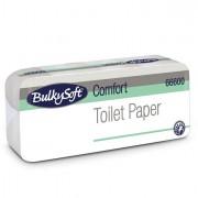 Carta igienica e distributori - Pacco 10 Rotoli Carta Igienica 145 Strappi Comfort Bulkysoft -