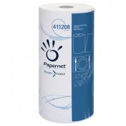 Tovaglie - tovaglioli - Tovaglietta 42x32Cm Bianca In Rotolo 100 Strappi Papernet -