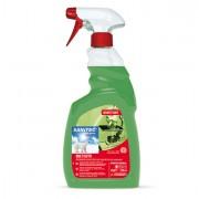 Detergenti e detersivi per pulizia - Sgrassatore Disinfettante Multi Activ 750Ml Sanitec -