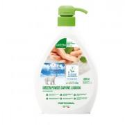 Sapone e pasta lavamani - Sapone Liquido 600Ml green Power Sanitec -
