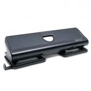 Perforatori - Perforatore 720 In Metallo 4 Fori Nero Max 20 fg Rapesco -
