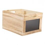Porta menu' e accessori - Scatola Porta Menu' Con Lavagna 21x35x28,3Cm Securit -